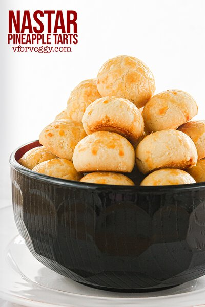 Nastar (Pineapple Cookies)
