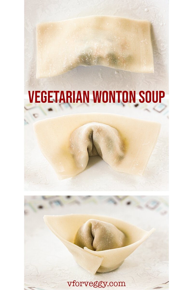 Step-by-step Guide To Wrapping Wonton